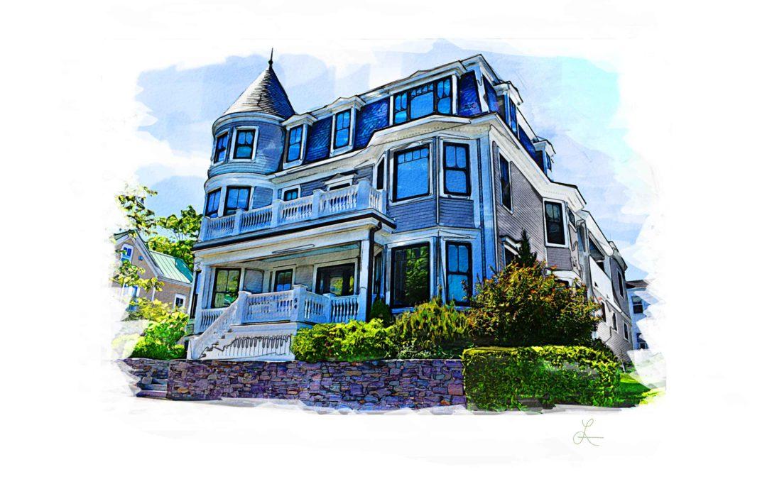 Magnolia Drive Residence