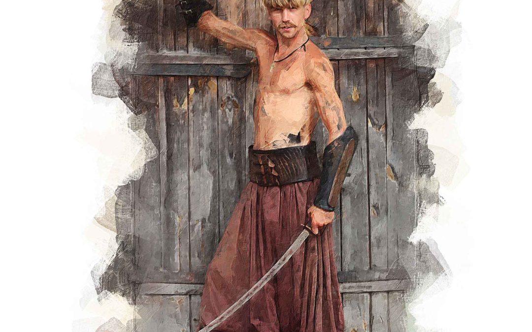 Sean the Swordsman
